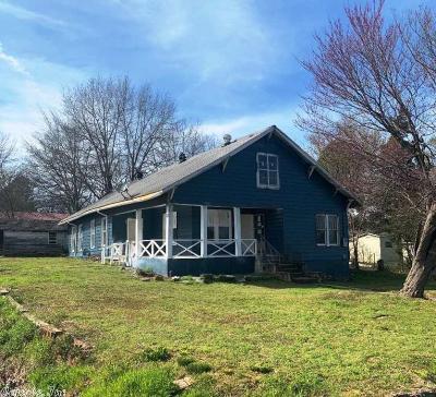 Morrilton Single Family Home For Sale: 607 N Moose Street