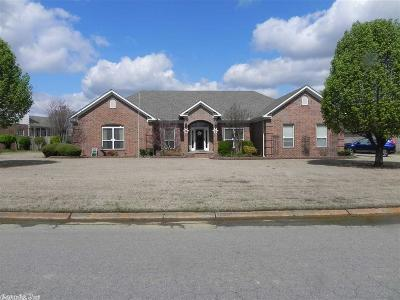 Jacksonville Single Family Home For Sale: 1236 Commons Drive