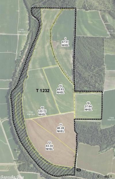 Ashley County Residential Lots & Land For Sale: Parkdale Farm