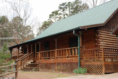 Heber Springs Single Family Home For Sale: 50 Caddo Rd
