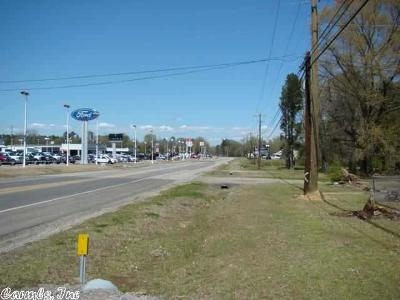 Arkadelphia Commercial For Sale: 1406 N 10th Street