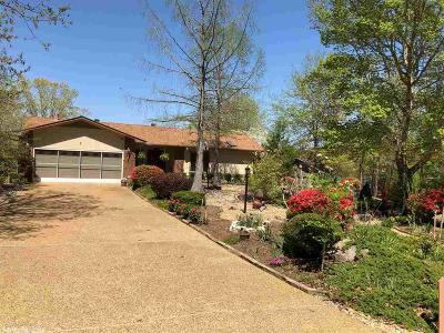 Hot Springs Vill., Hot Springs Village Single Family Home For Sale: 5 Sorpresa Way