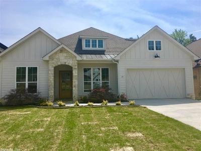 Little Rock Single Family Home For Sale: 17 Waterside