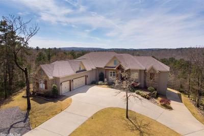 Little Rock Single Family Home For Sale: 5900 Ridgefield Lane
