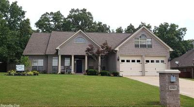 Sherwood Single Family Home For Sale: 6816 Gap Point Circle
