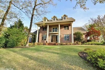 Hot Springs Single Family Home For Sale: 70 Stonegate Terrace
