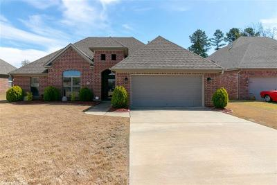 Maumelle Single Family Home For Sale: 136 Cabanel Drive