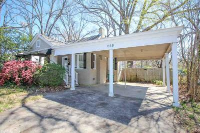 Single Family Home For Sale: 819 N Pierce Street