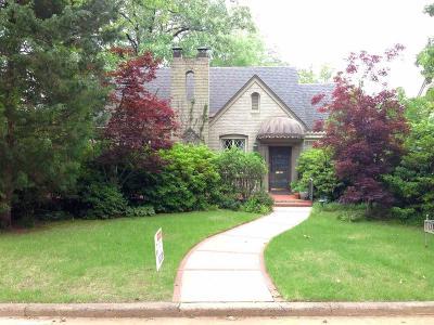 Little Rock Single Family Home For Sale: 1806 Monroe