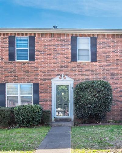 Maumelle Condo/Townhouse For Sale: 200 Pine Forest B-3 Drive