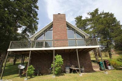 Morrilton Single Family Home Take Backups: 10 Stroud Drive