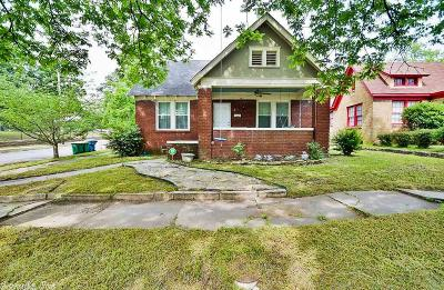 Single Family Home For Sale: 1424 W Wolfe Street