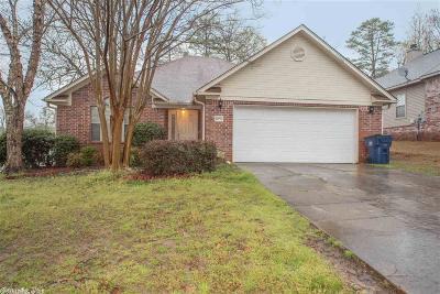Maumelle Single Family Home Take Backups: 1 Garden Oaks Lane