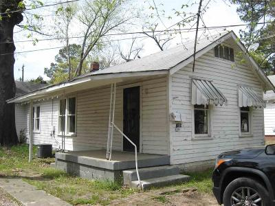 North Little Rock Single Family Home For Sale: 1705 Nona Street