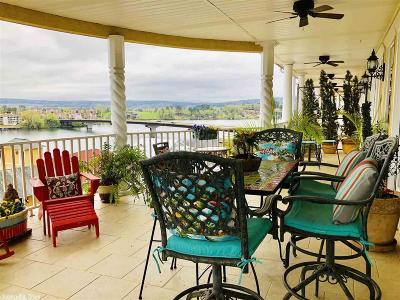 Hot Springs Condo/Townhouse For Sale: 130 Grand Isle #3F