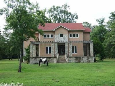 Pulaski County, Saline County Single Family Home For Sale: 11209 Barrett Road