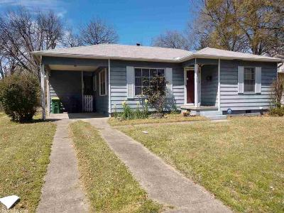 North Little Rock Single Family Home For Sale: 705 Water Street