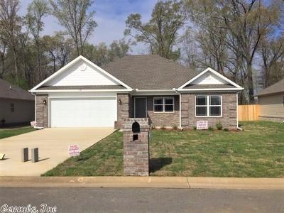 Beebe Single Family Home For Sale: 143 Meadow Drive