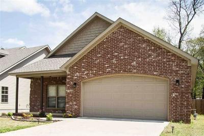 Jacksonville Single Family Home For Sale: 1305 N Jeff Davis