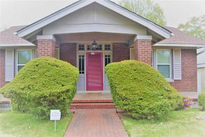 Pine Bluff Single Family Home For Sale: 1115 W 25 Street