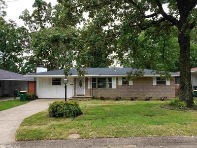 North Little Rock Single Family Home For Sale: 17 La Vista Drive