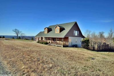 Single Family Home For Sale: 1023 Alum Cave