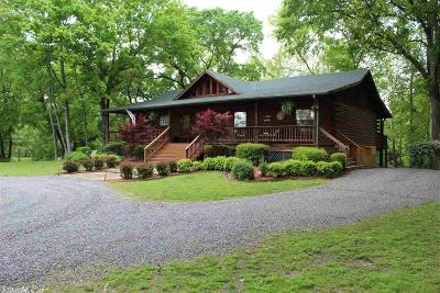 Heber Springs Single Family Home Price Change: 55 Riverwood Street