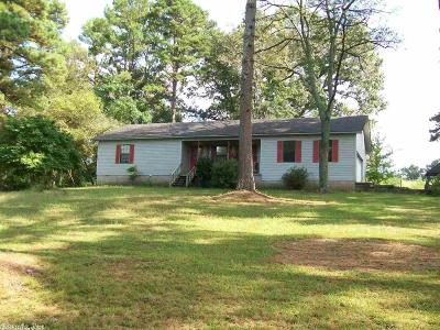 Hot Springs Single Family Home For Sale: 681 Amity Road