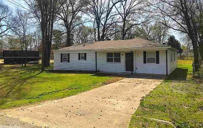 Benton Single Family Home For Sale: 2875 Lakeland Drive