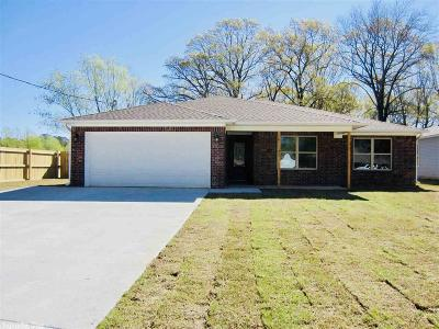 Benton Single Family Home For Sale: 308 S Shady Lane