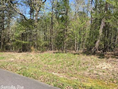 Hot Springs Village Residential Lots & Land For Sale: 123 Pizarro Drive