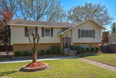 North Little Rock Single Family Home For Sale: 1404 Osage
