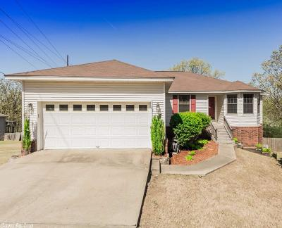 North Little Rock Single Family Home For Sale: 6401 Countryside