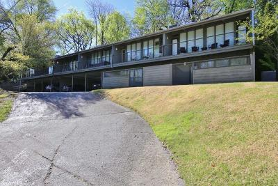 Condo/Townhouse For Sale: 2423 Kavanaugh Boulevard #1