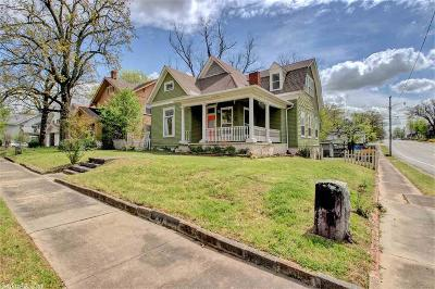 Little Rock Single Family Home Back On Market: 923 W Charles Bussey Avenue