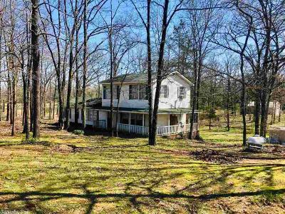 White County Single Family Home Under Contract: 2164 Fairview Rd