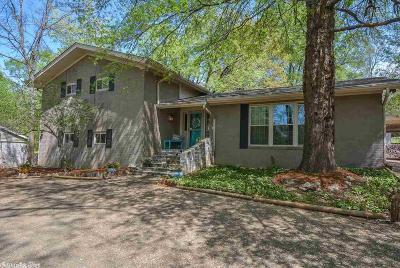 Little Rock Single Family Home Take Backups: 1305 N Mellon