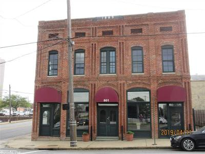 Little Rock Commercial For Sale: 801 W Markham