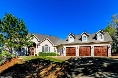 Hot Springs Vill., Hot Springs Village Single Family Home For Sale: 63 Rocoso Drive