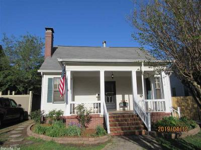 Little Rock Single Family Home For Sale: 2116 Center