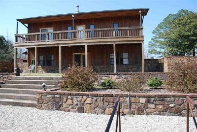 Garland County Single Family Home For Sale: 1693 Treasure Isle