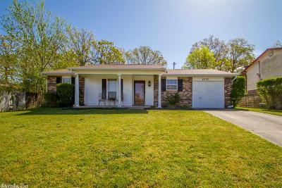 North Little Rock Single Family Home For Sale: 6112 Nicole Drive