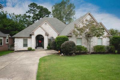 Maumelle Single Family Home For Sale: 127 Lily Drive