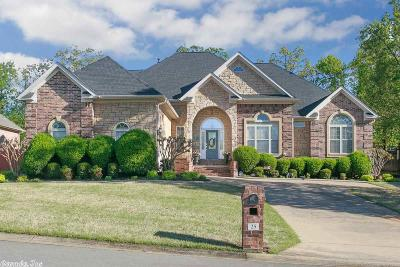 Cabot Single Family Home For Sale: 25 Hickory Bend Drive
