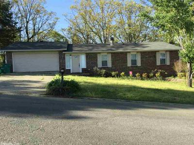 North Little Rock Single Family Home For Sale: 32 Forest Glades Circle
