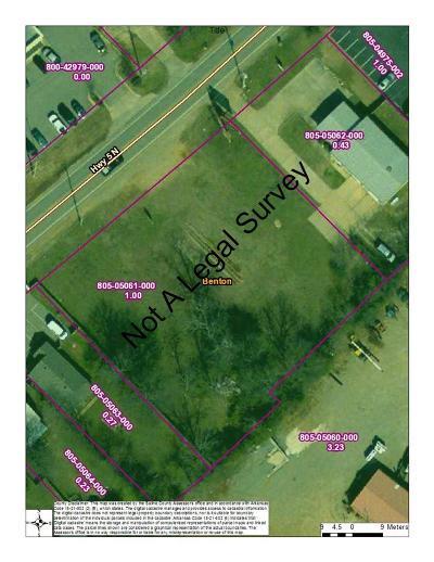 Benton Residential Lots & Land For Sale: 422 Hwy 5 N Highway