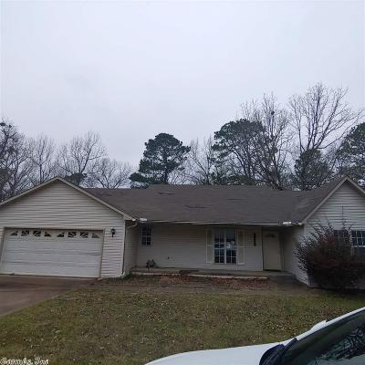 Benton Single Family Home New Listing: 2104 Cherry Crossing