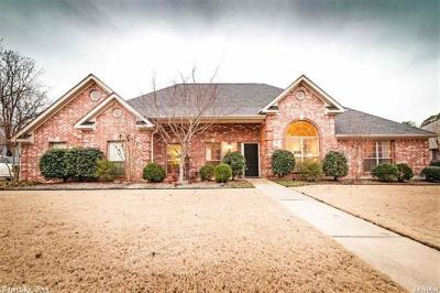 Garland County Single Family Home For Sale: 172 Starboard Cir