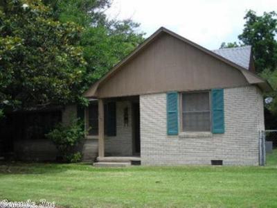 Pine Bluff Single Family Home For Sale: 1503 E 8th
