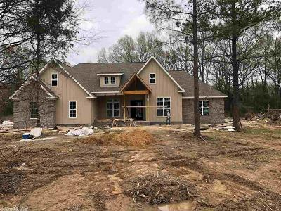 Greenbrier Single Family Home New Listing: 44 J Hawks